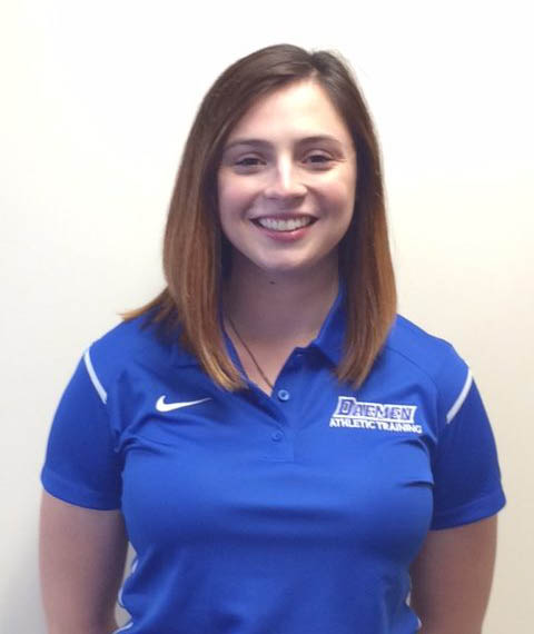 Rebecca Delahunty, LFHS Athletic Trainer