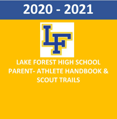 cover for 2020-21 Parent-Athlete Handbook