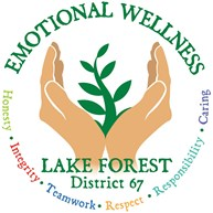 logo for the Emotional Wellness Committee for District 67